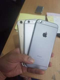 iPhone 6 ORI 16gb ex inter