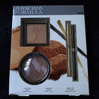 Physicians Formula Bronzers and Eyeliners Gift Set