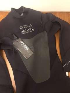 Brand New Billabong Dive Suit Female