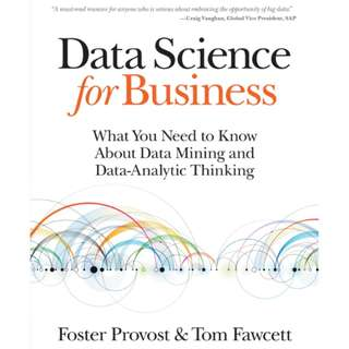 Data Science ebook: Data Science for Business
