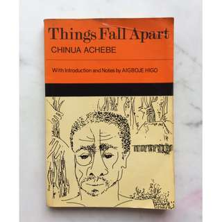 Things Fall Apart by China Achebe