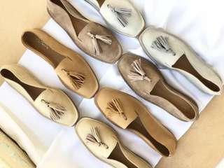 Ladies cut shoe (NEW) [OTW]