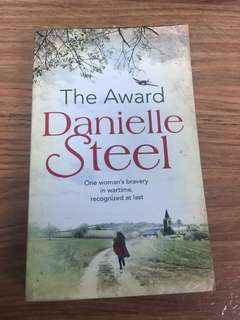 The Award by Danielle Steel #20under
