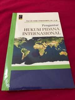 Pengantar Hukum Pidana Internasional