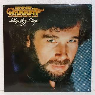 Eddie Rabbitt - Step By Step Vinyl Record