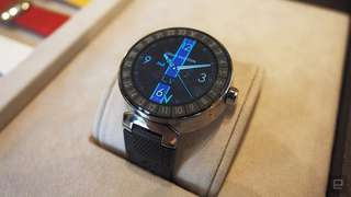 Louis Vuitton Tambour Smart Watch