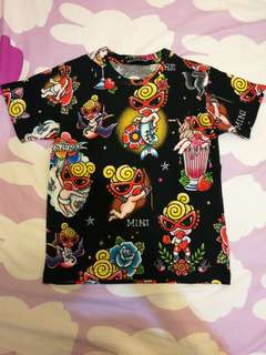 HYSTERIC MINI Tee