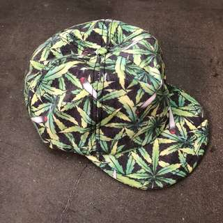 Authentic UNIF weed folly cap with tag