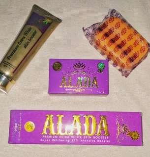 ORIGINAL ALADA SOAP AND BOOSTER