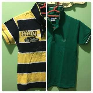 Polo Shirt (size 6 & 8)
