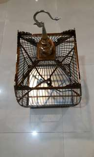 Penang square cage