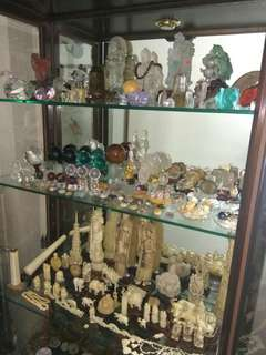 Crystal,jade,stone all sales