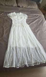 🆕 White Dress