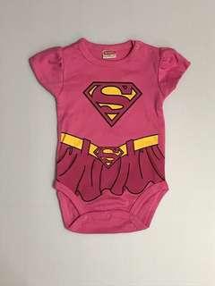 SuperHeroes Baby Rompers