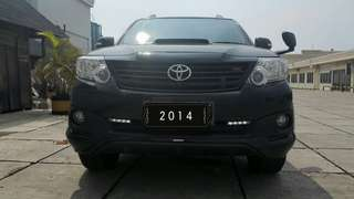 Toyota Fortuner TRD 2.5/AT/ Vnt diesel / 2014