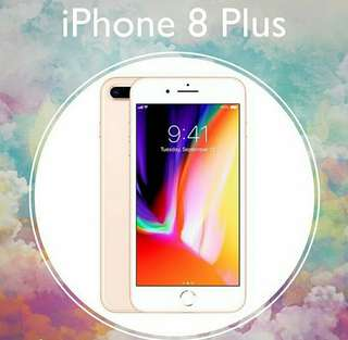 IPHONE8+ iPhone 8+ 256gb NEW termurah garansi original apple