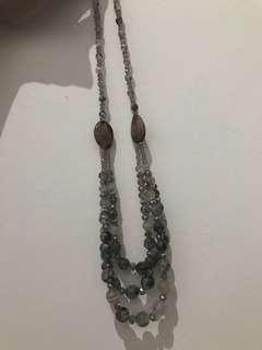 Kalung batu kalimantan asli