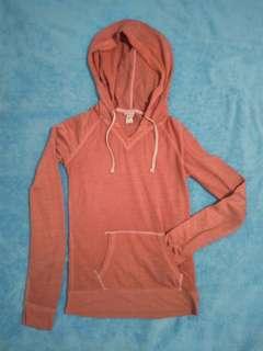 Mossimo peach hoodie/jacket