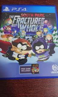 Ps4 South Park fractured but whole