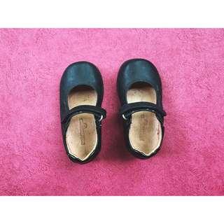 Florsheim USA Kids Leather Mary Jane Shoes