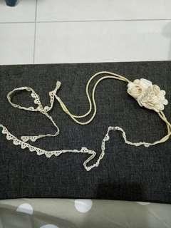 Handmade hair bands