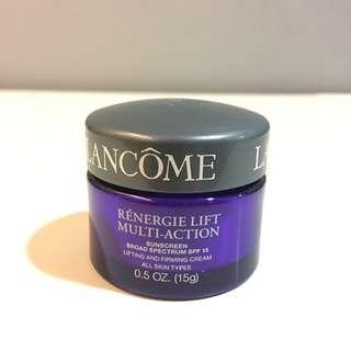 Lancôme Renergie Lift Multi-action lifting & firming cream SPF15  15g