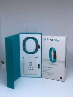Fitbit Alta fitness tracker Size Small