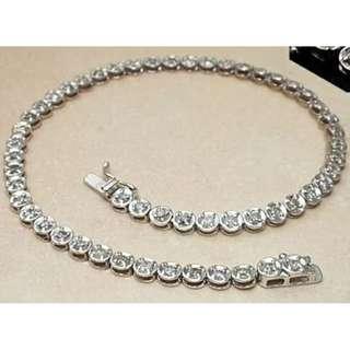 快閃貨超特價鑽石手鏈,男女均合適(有意pm查詢)
