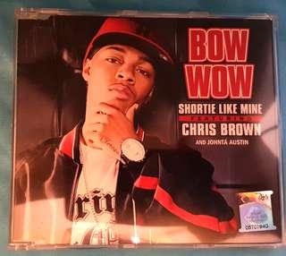 CdSingle. Bow Wow- Shortie Like Mine feat.Chris Brown. New