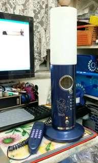 Ionize telephone light