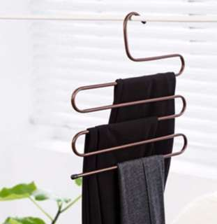 Instock Clothes Hanger / multilayer hanger