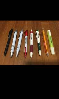 #Blessing - various pens and stabilo
