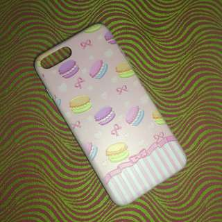 Macaroons Designed Phone Case (iPhone7 Plus)