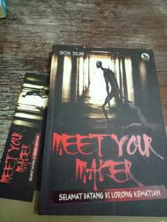Novel meet your maker