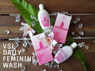 VSL Daily Feminine Wash