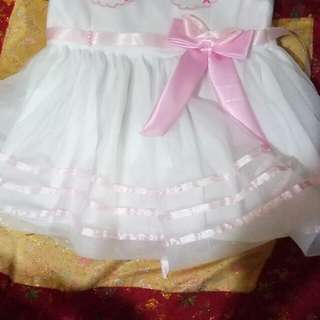 Baby dress(0-3 months)