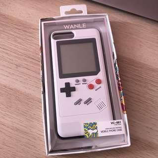 懷舊 Gameboy 遊戲手機殼 iPhone 7/8 Plus 白色