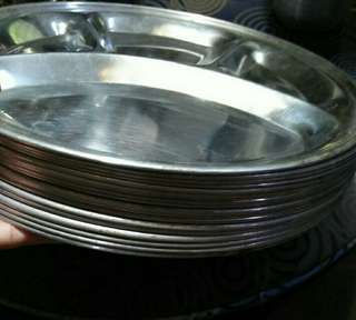 STAINLESS WARE