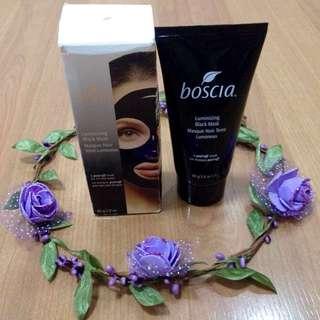 New:Sephora Boscia luminizing face mask