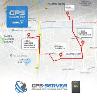 GPS Global Tracker - 100% Original 1 year Warranty