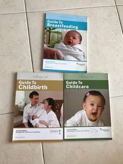 3 in 1 Guidance book for new parents -TMC second edition