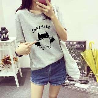 Cute Grey (Surprise) T Shirt