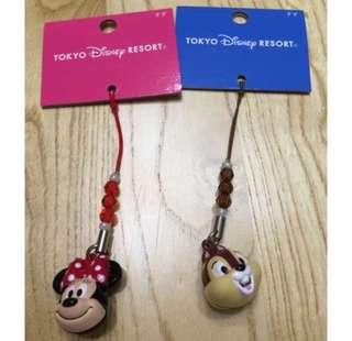 🚚 日本Disney land購入鈴鐺吊飾,一個$150