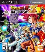 dragonball battle of z ps3