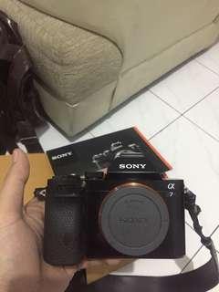 WTS Sony Alpha 7 / Sony A7