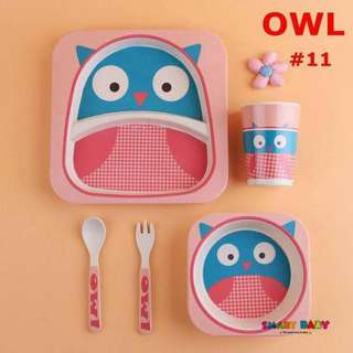 Character kitchen utensiL set
