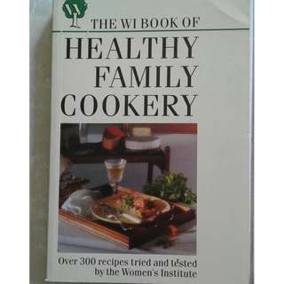 The WI Book of Healthy Family Cookery