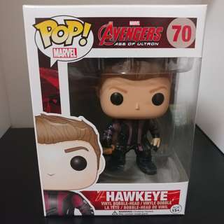 Funko Pop! Marvel Avengers Age of Ultron - Hawkeye #070