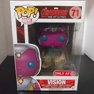 Funko Pop! Marvel Avengers Age of Ultron - Vision #071