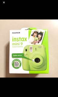 PROMOTION: Instax Mini 9 (up.$130)
